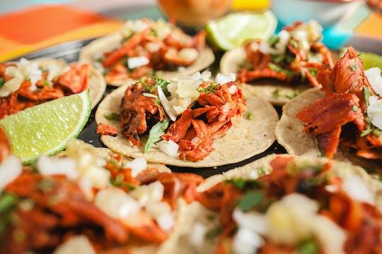 Taco's, pulque en lucha libre privétour