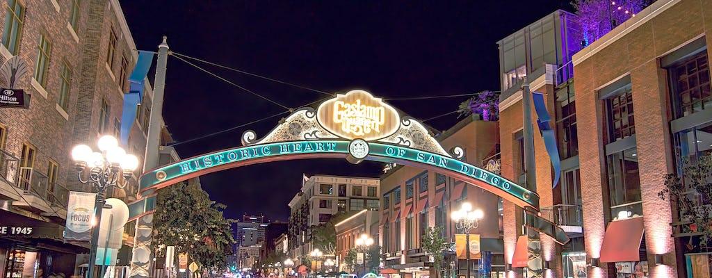 Tour nocturno por las luces de la ciudad de San Diego