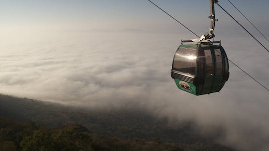 Harties Cableway experience