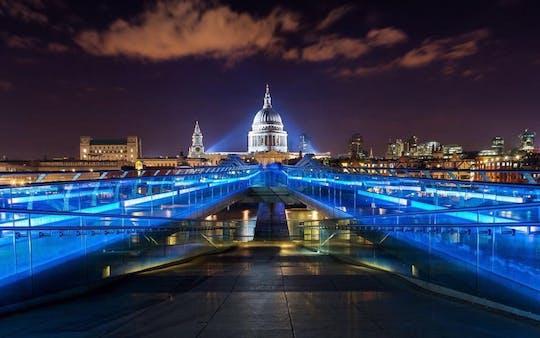 Tour nocturno Light Up London con recogida en el centro de Londres