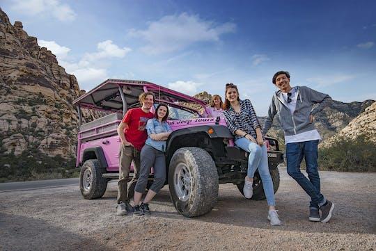 Red Rock Canyon con tour avventura Rocky Gap