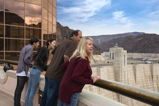 Hoover Dam classic half-day tour