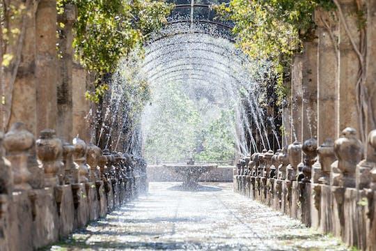 Les jardins d'Alfabia - billet
