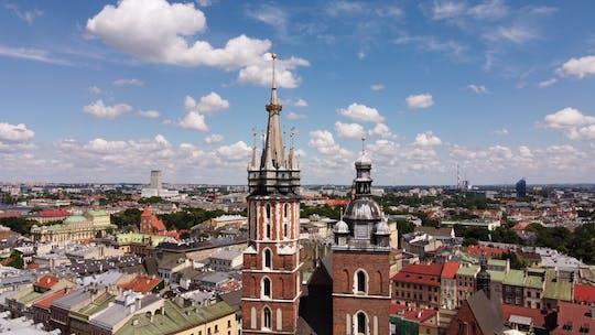 Visite guidée de 2 heures de la vieille ville de Cracovie et de la colline du Wawel