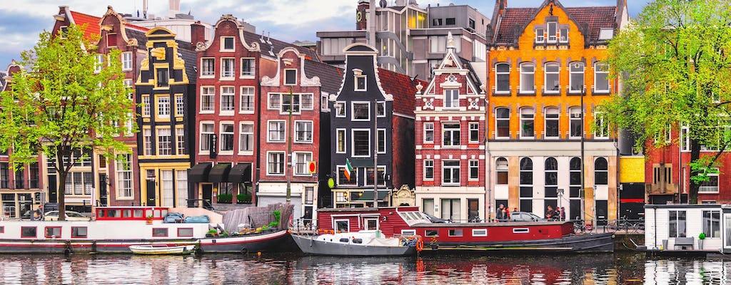 Tour privado de descubrimiento de gemas ocultas en Ámsterdam