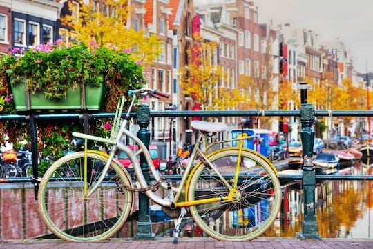 Passeio particular de bicicleta em Amsterdã