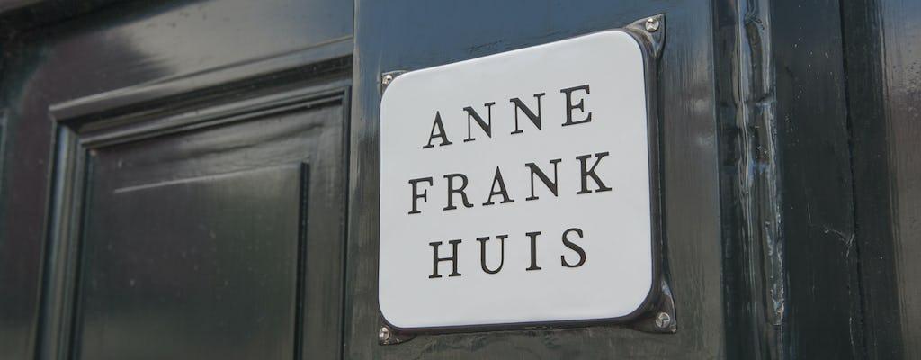 Prywatna wycieczka po Amsterdamie Anne Frank i Dzielnica Żydowska
