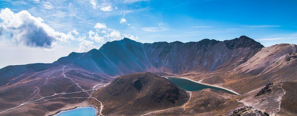 Randonnée privée Nevado de Toluca et Metepec