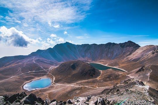 Escursione privata a Nevado de Toluca e Metepec