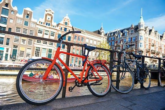 Private Radtour zu Amsterdams Highlights und versteckten Schätzen