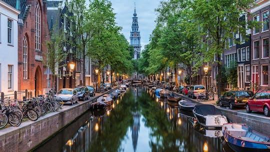 Tour privado a pie por Ámsterdam