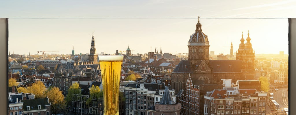 Private Amsterdam beer tasting tour