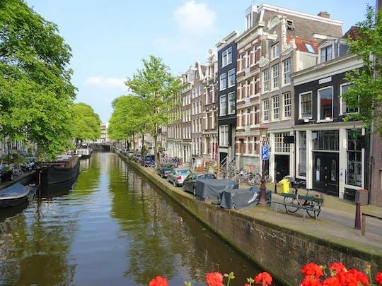 Tour privado a pie por el Jordaan y el Ámsterdam histórico
