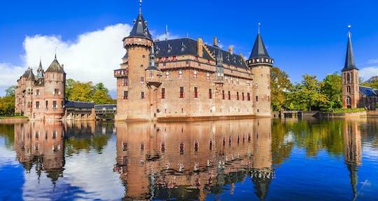 Viagem privada de um dia para os castelos holandeses saindo de Amsterdã