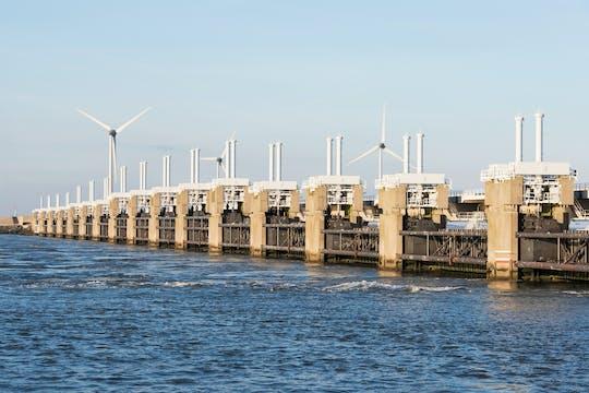 Holanda viagem privada de um dia para a Dutch Delta Works saindo de Amsterdã