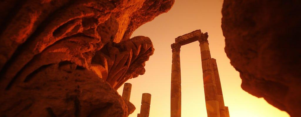 Visite privée de jour ou de nuit à Amman