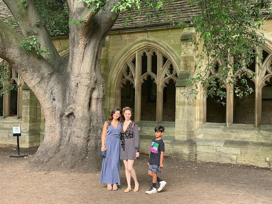 Harry Potter in Oxford privater Tagesausflug