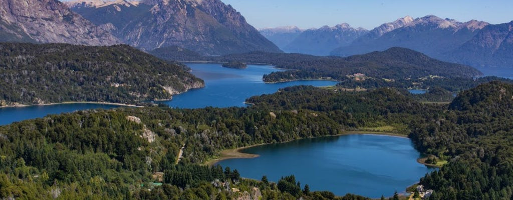 Lake and Campanario Hill sightseeing in Bariloche small-group tour
