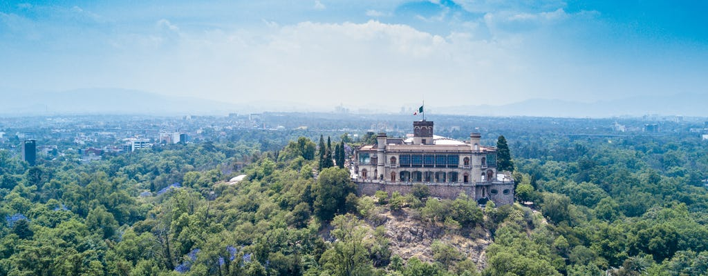 Private Tour durch das Chapultepec and Anthropology Museum
