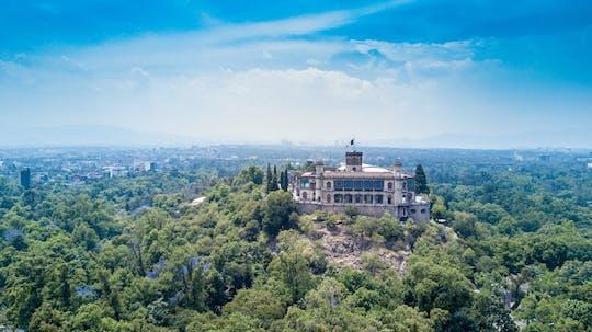Tour privado de Chapultepec e Museu de Antropologia
