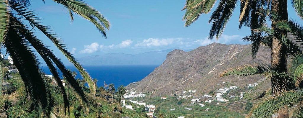 Randonnée sur la côte nord de La Gomera