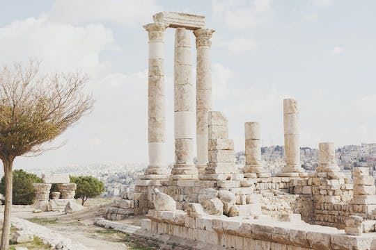 Full-day Jerash and Amman city panoramic sightseeing tour