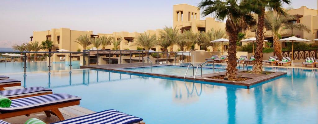 Excursão privada de meio dia ao Mar Morto saindo de Amã