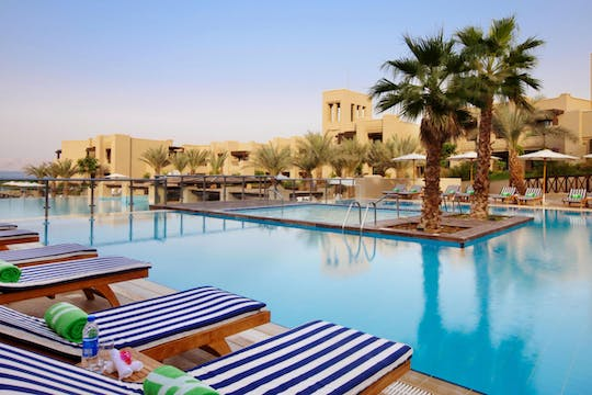 Half-day private tour to the Dead Sea from Amman
