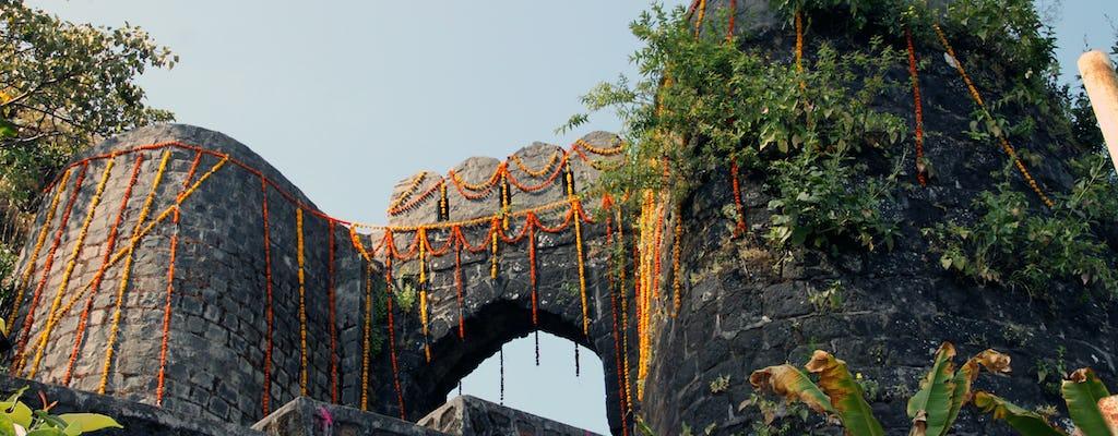 Visite privée d'une journée complète du fort de Sinhagad et de Khadakwasla au départ de Pune