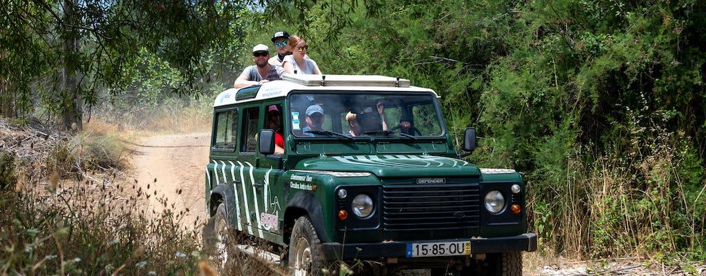 Guadiana Nature Full Day Safari