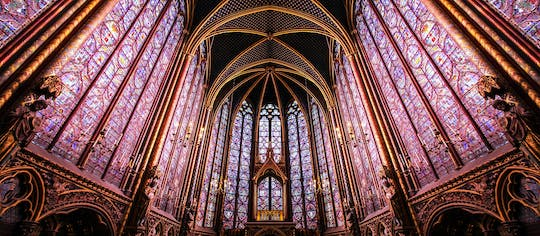 Skip-the-line to Sainte Chapelle Admission Tickets and Seine River Cruise