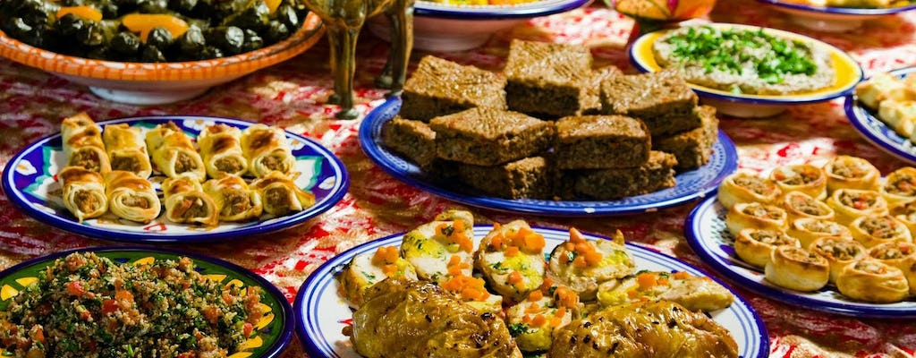Cook and eat with a local family in Aqaba
