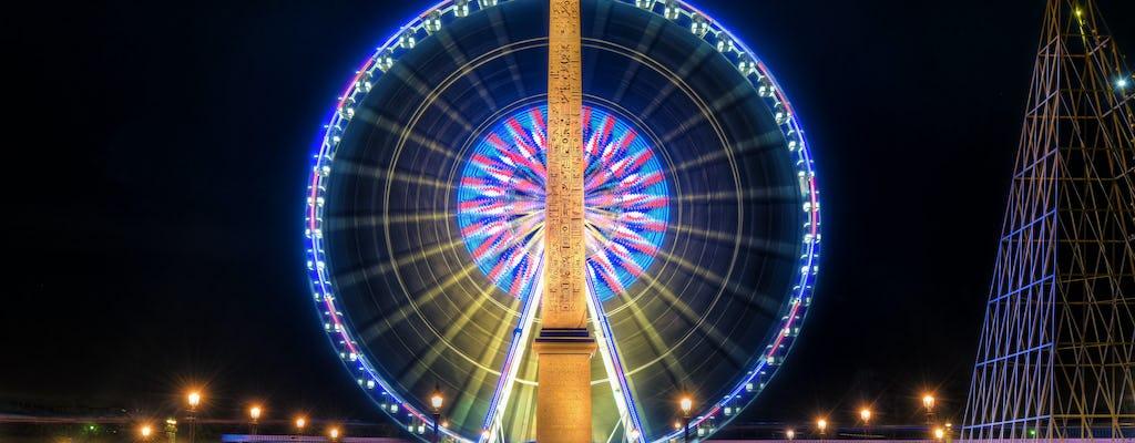 Visite photographique privée dans Paris, la Ville Lumière