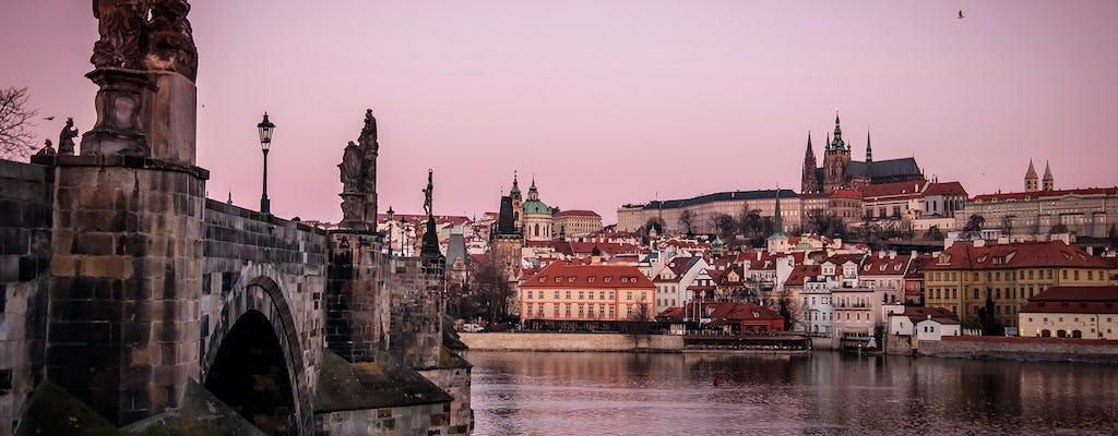Tour fotográfico privado por los famosos monumentos de la ciudad de Praga
