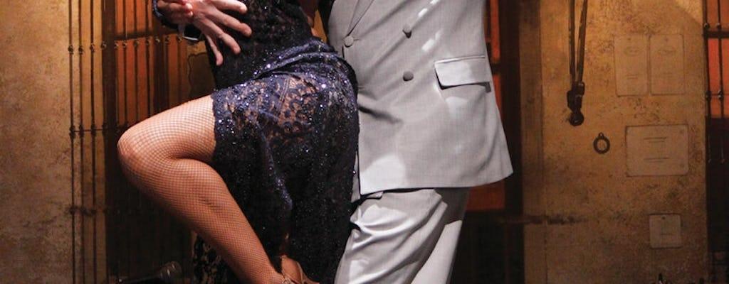 Dîner spectacle de tango VIP à El Viejo Almacen
