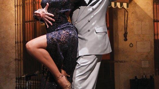 VIP dinner tango show at El Viejo Almacen
