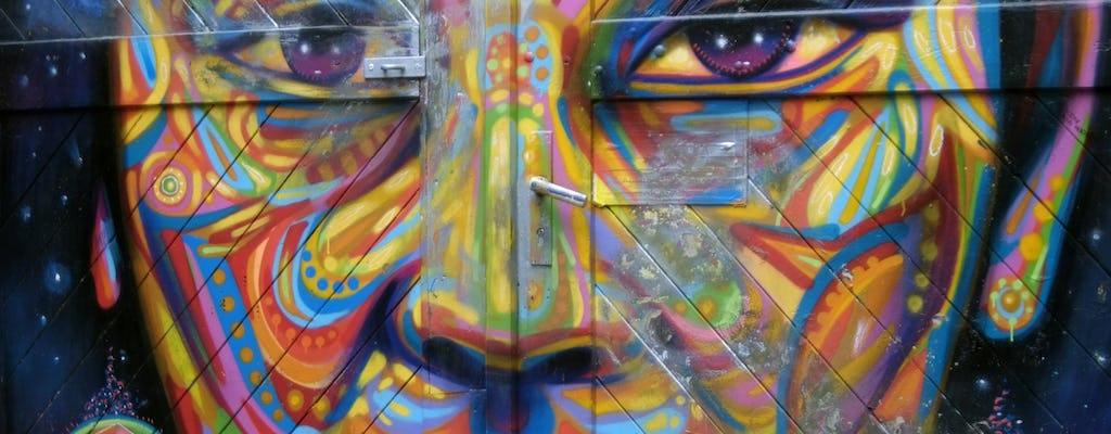 Tour fotográfico privado por el área de Urban RAW y East Side Gallery