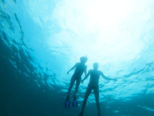 Boottocht met Snorkelen