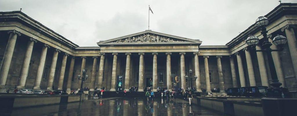 Londoner Literaturerfahrung in Bloomsbury