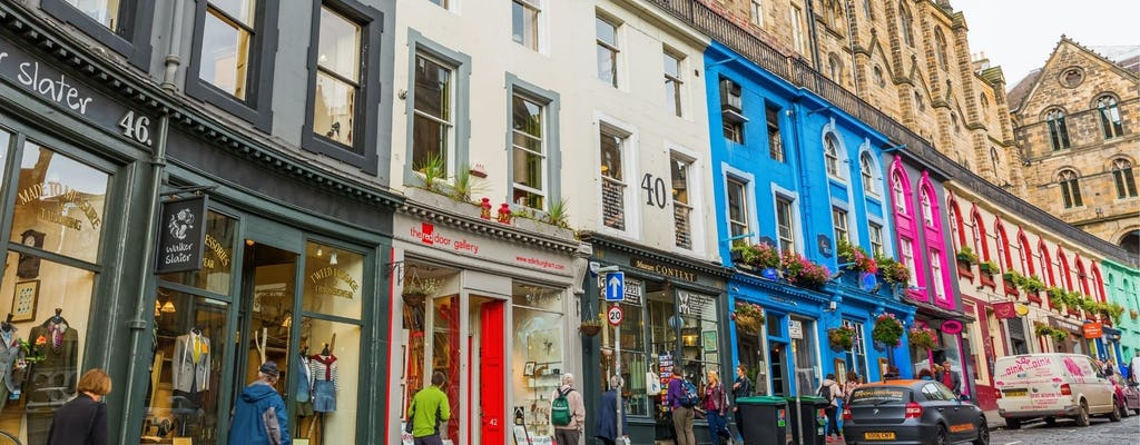 Scopri la segreta Edimburgo