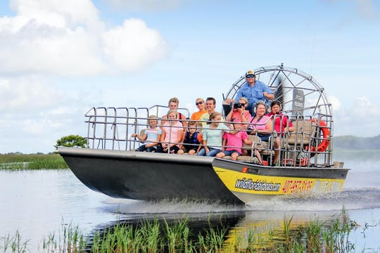 Wild Florida adventure package