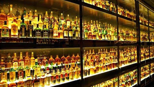 Edinburgh whisky-ervaring