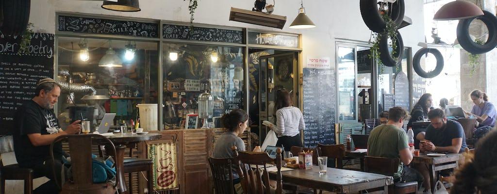 International tasting tour in Jerusalem