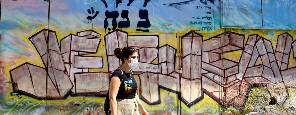 Jerusalem street art tour
