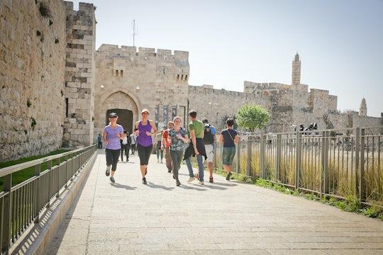 Jerusalem running tour