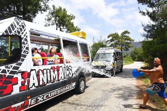 Animal's Fethiye Wet & Wild Tour