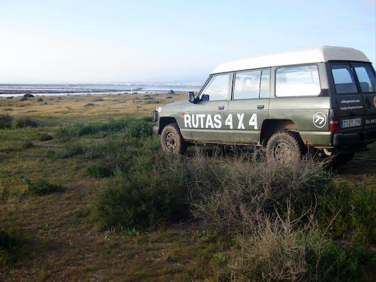 Visite en 4x4 des lieux de tournage de Cabo de Gata