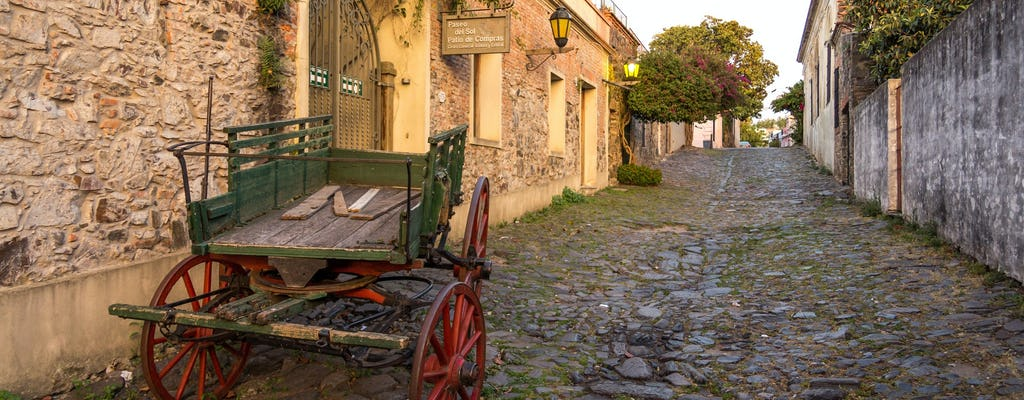 Colonia full-day tour from Buenos Aires