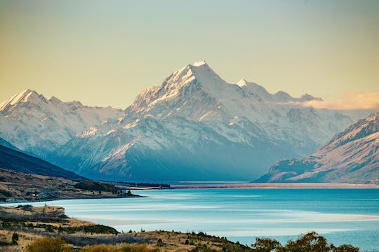 Mt Cook small-group adventure tour from Queenstown