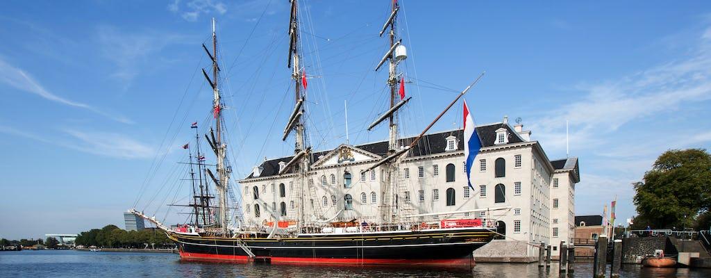 Skip-the-line bilety na Narodowe Muzeum Morskie w Amsterdamie
